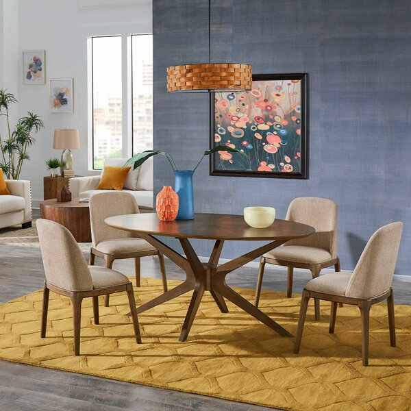 Marano 5 Piece Dining Set By George Oliver