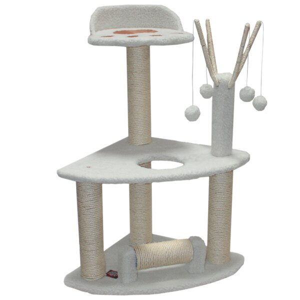 36 Bungalow Cat Perch by Majestic Pet Products