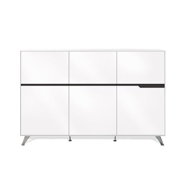 Waldrup Credenza by Comm Office