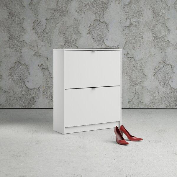 12 Pair Shoe Storage Cabinet