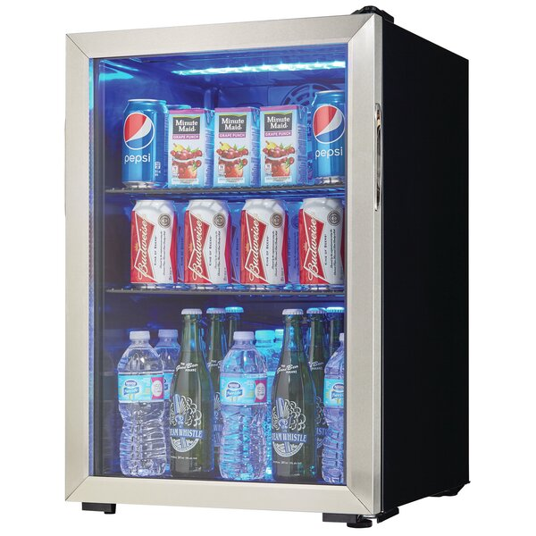 2.6 cu. ft. Beverage Center by Danby