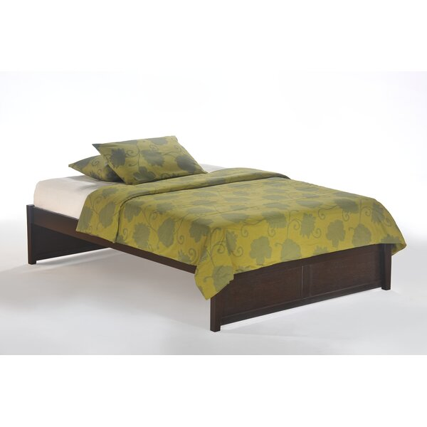 Clary Standard Bed by Winston Porter