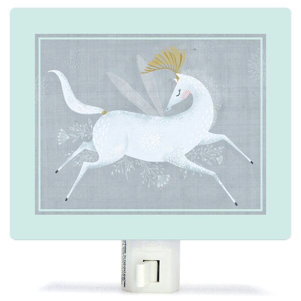 Beneath The Moonlight by Antoana Oreski Canvas Night Light by Oopsy Daisy