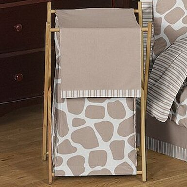 Giraffe Laundry Hamper by Sweet Jojo Designs
