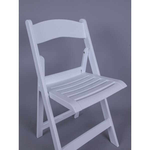 Resin Folding Chair by Commercial Seating Products