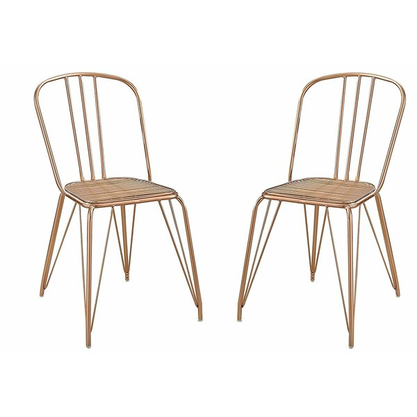 Christenson High Backrest Stationary Dining Chair (Set of 2) by Ivy Bronx