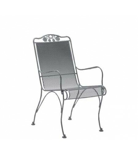 Briarwood Patio Dining Chair by Woodard