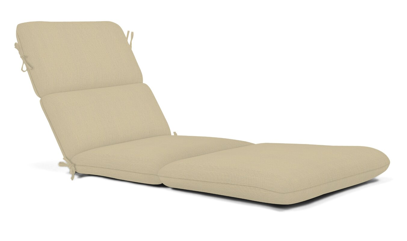 Amazing Outdoor Sunbrella Chaise Lounge Cushion