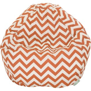 Merveilleux Orange Bean Bag Chairs Youu0027ll Love | Wayfair