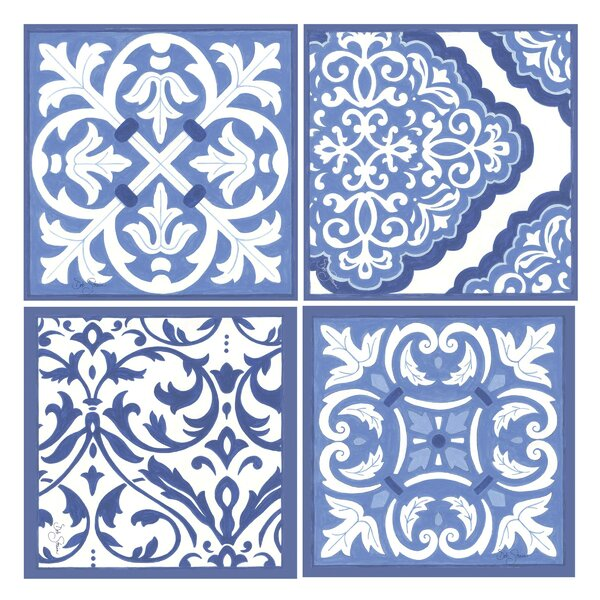 Scrollwork Coaster (Set of 4) by Thirstystone