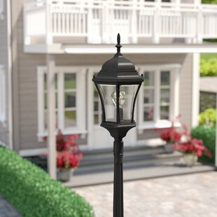 Compare Lyles Outdoor 1-Light 90 Post Light By Astoria Grand