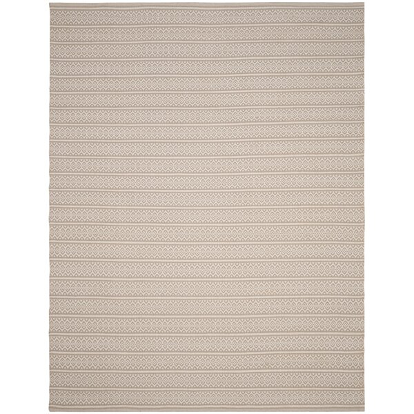 Oxbow Hand-Woven Ivory Area Rug by Laurel Foundry Modern Farmhouse