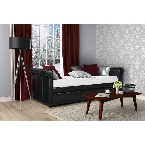 Robie Twin Daybed With Trundle By Red Barrel Studio
