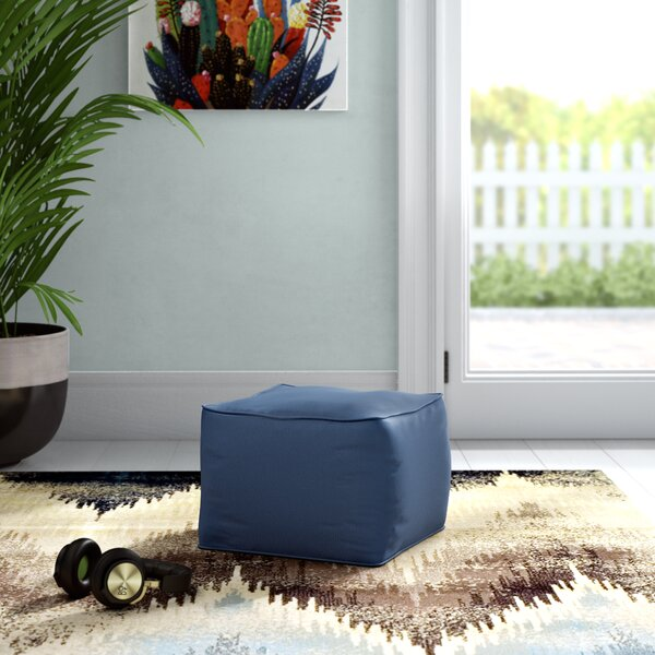 Abraham Small Bean Bag Chair By Wrought Studio