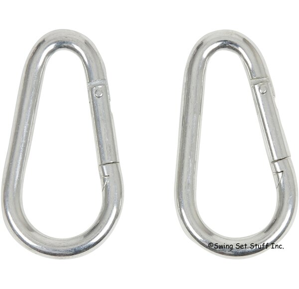 Sping Clip (Set of 2) (Set of 2) by Swing Set Stuff