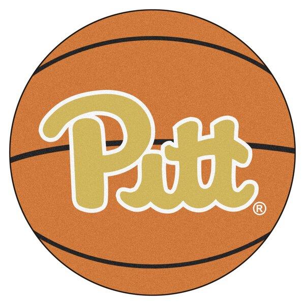 NCAA University of Pittsburgh Basketball Mat by FANMATS