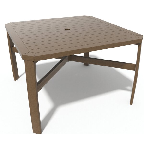 "Soho Woven Dining Table 44"" X 44"" by Winston"