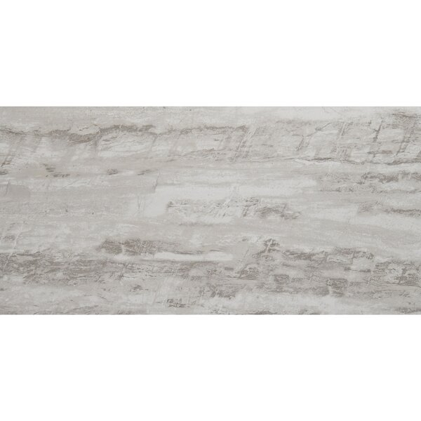 Mansfield 12 x 24 Porcelain Wood Look Tile in Silver Springs by Itona Tile
