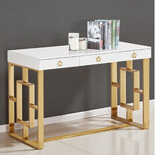 Inexpensive Shawndell Writing Desk By Everly Quinn