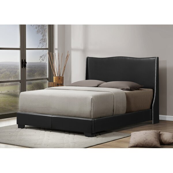 Thierry Queen Upholstered Platform Bed by Mercer41