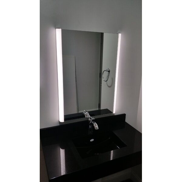 Nishit LED Bathroom/Vanity Mirror by Orren Ellis