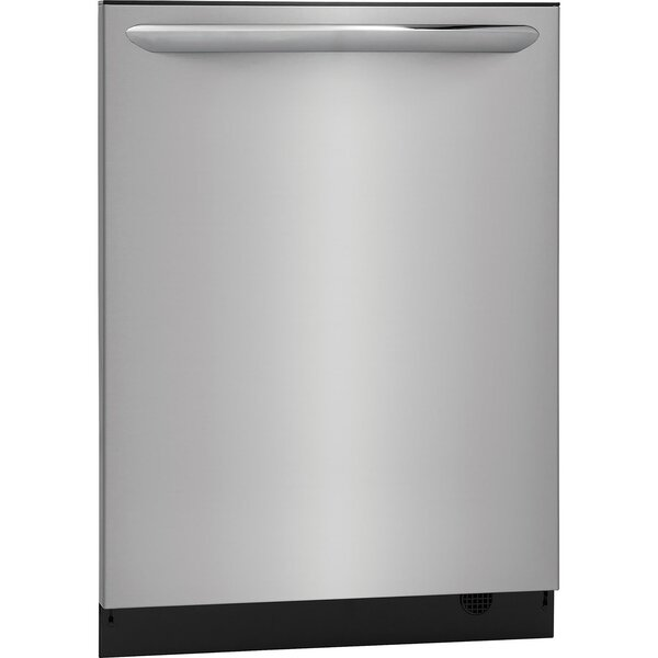 24 49 dBA Built-In Dishwasher with EvenDry System