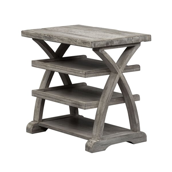 Garth End Table By Gracie Oaks Great price
