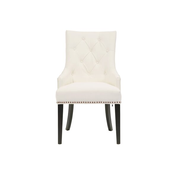 Streater Set of 2 Upholstered Dining Chair (Set of 2) by Darby Home Co