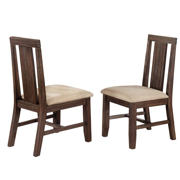 Finola Upholstered Dining Chair (Set Of 2) By Millwood Pines