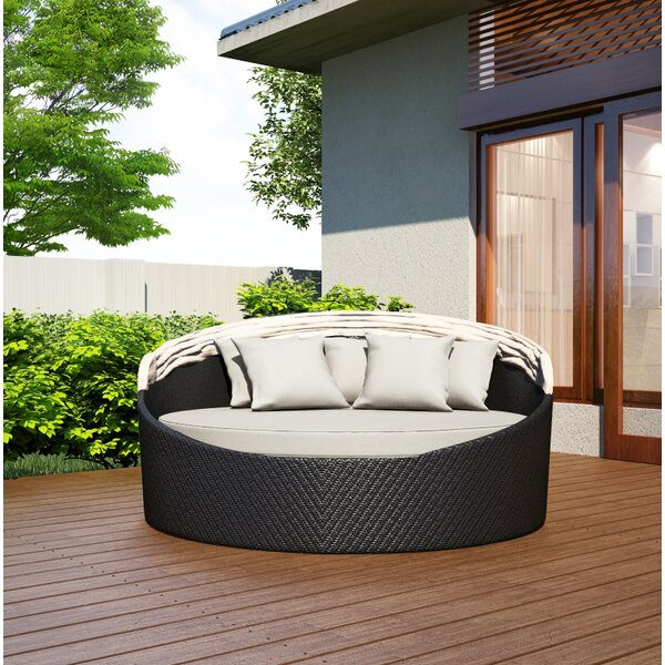 Wink Patio Daybed with Cushions by Harmonia Living