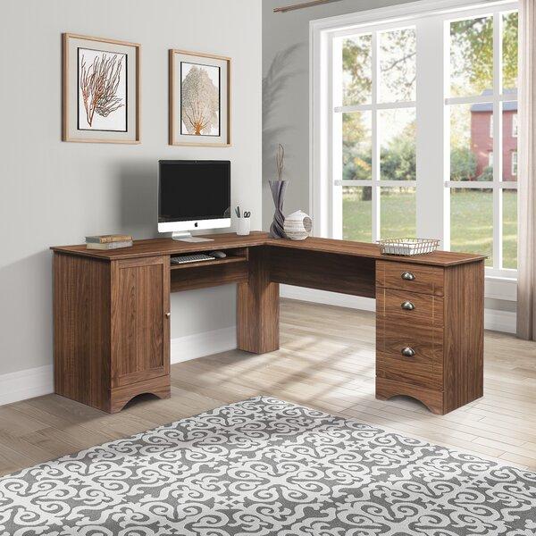 Fabens L-Shaped Desk