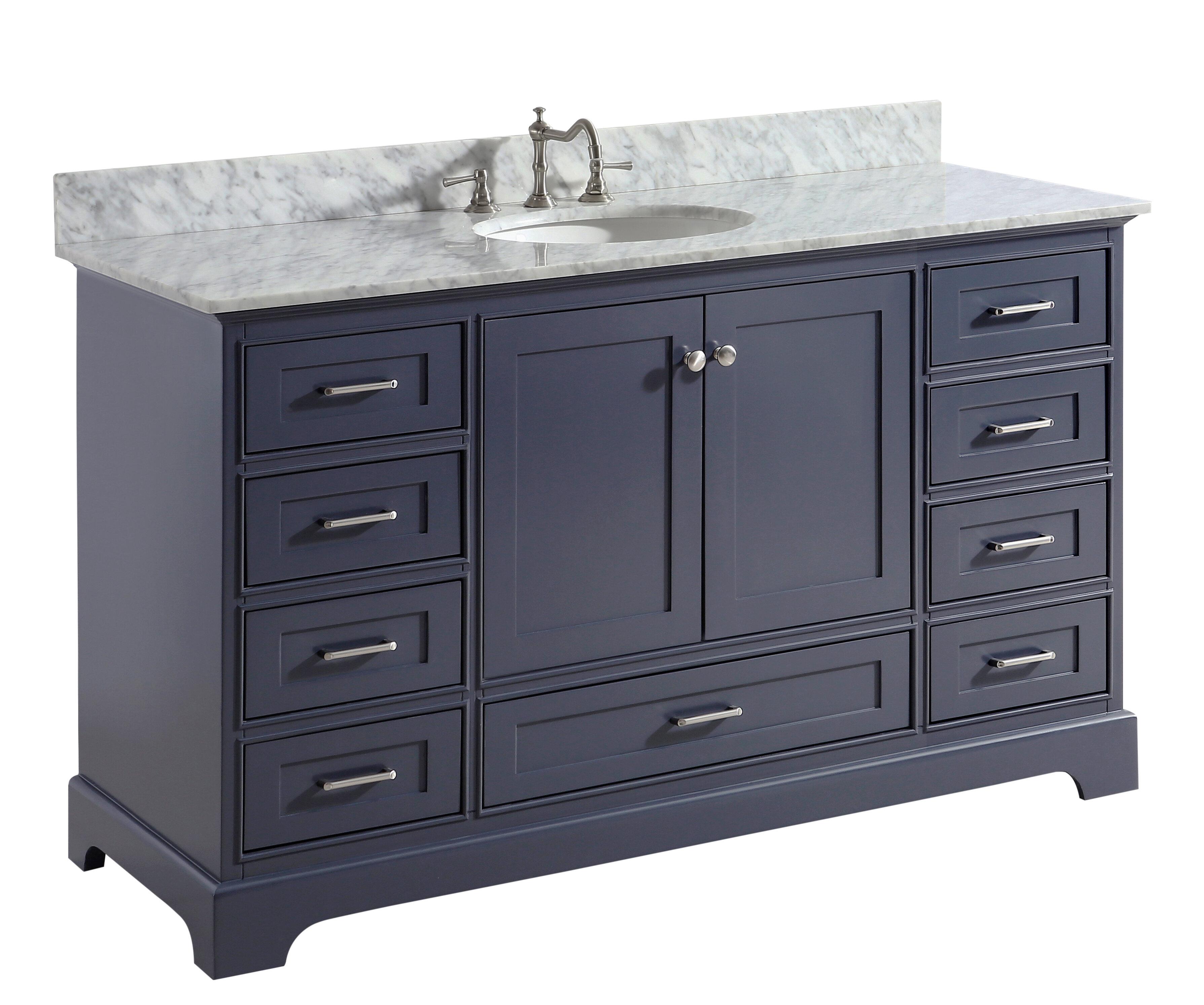 """Diodorus 10"""" Single Bathroom Vanity Set"""