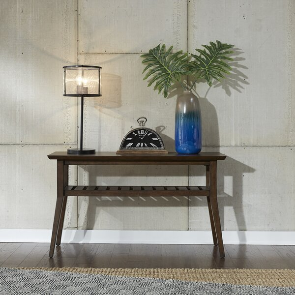 Brayden Studio Brown Console Tables