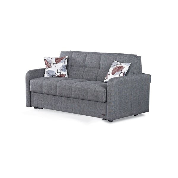 Dashing Style Utica Sofa Bed by Latitude Run by Latitude Run