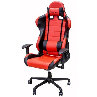 Cherita Racing Style High-Back Gaming Chair