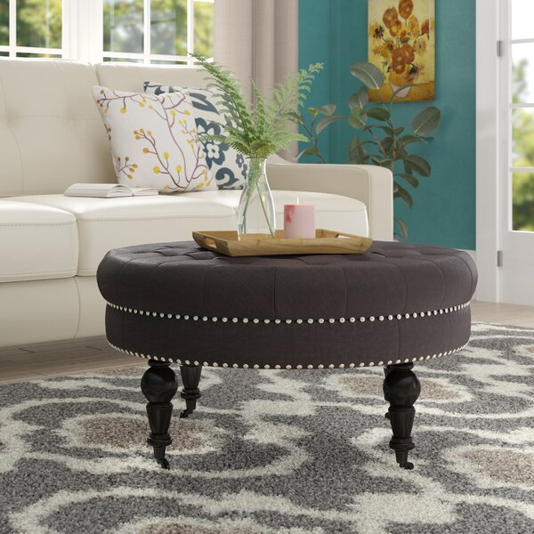 Simonetti Cocktail Ottoman by Darby Home Co