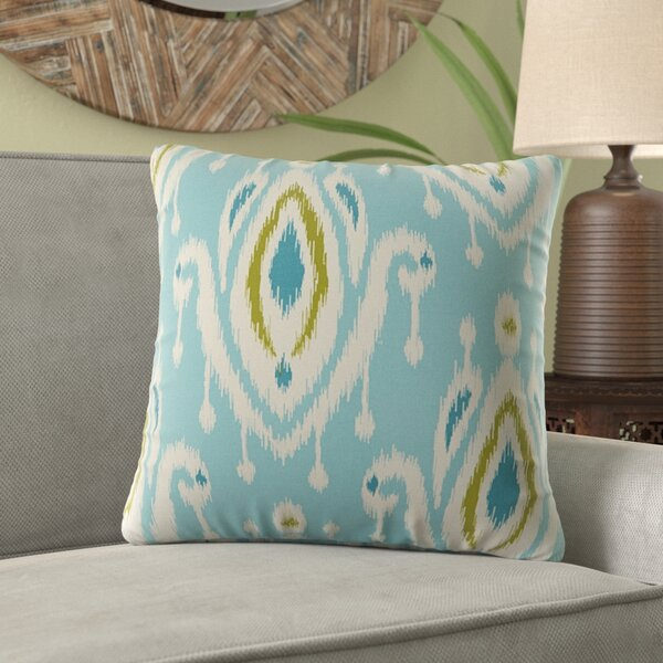 Butcher Indoor/Outdoor Throw Pillow by Bungalow Rose