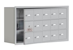 3 Tier 5 Wide Employee Locker by Salsbury Industries