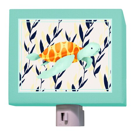 Tom the Sea Turtle Night Light by Oopsy Daisy