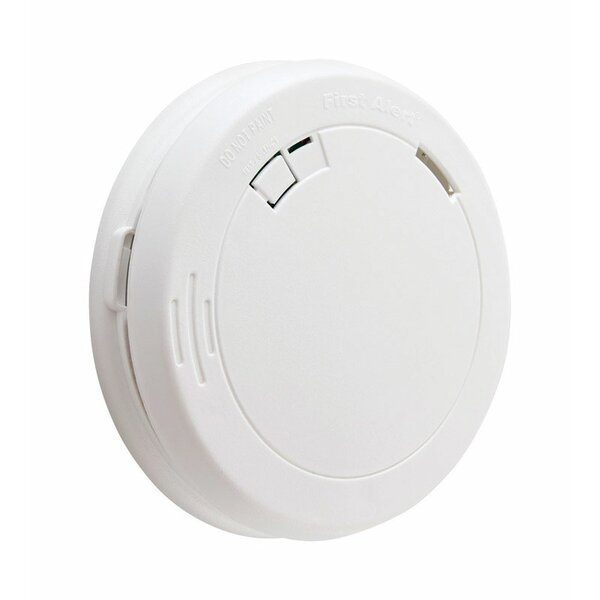 Battery Photoelectric Smoke and Fire Alarm by Firs