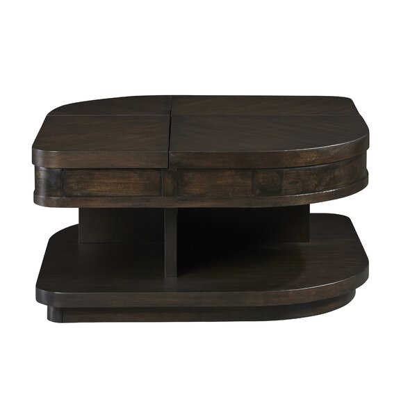 Anderer Lift Top Solid Coffee Table With Storage By Latitude Run