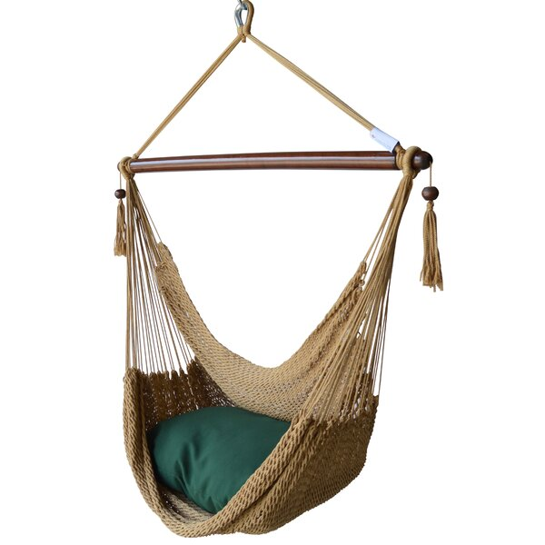 Caribbean Polyester Chair Hammock by KW Hammocks