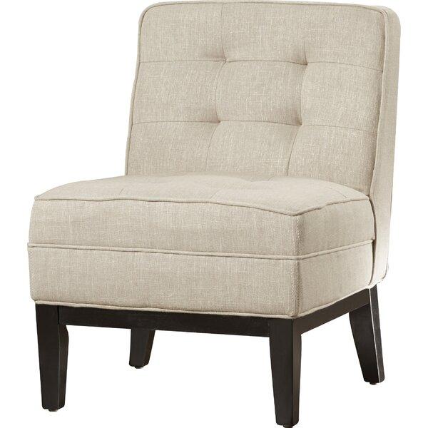 Hilburn Slipper Chair by Brayden Studio