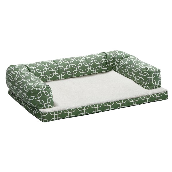 Labrador Quiet Time Bolster by Tucker Murphy Pet
