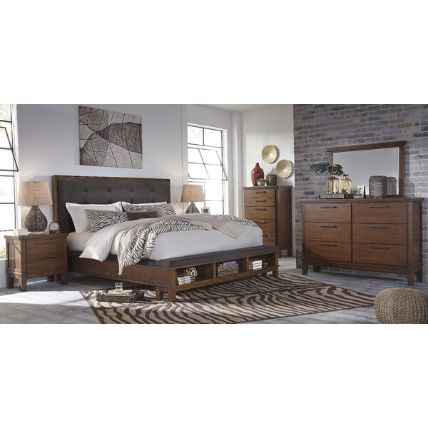 Hylan Platform Configurable Bedroom Set by Brayden Studio