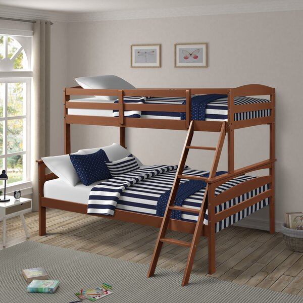 Suttle Twin over Full Bunk Bed by Harriet Bee