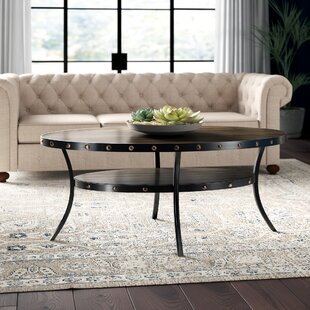 Coupon Haysi Espresso Coffee Table By Greyleigh