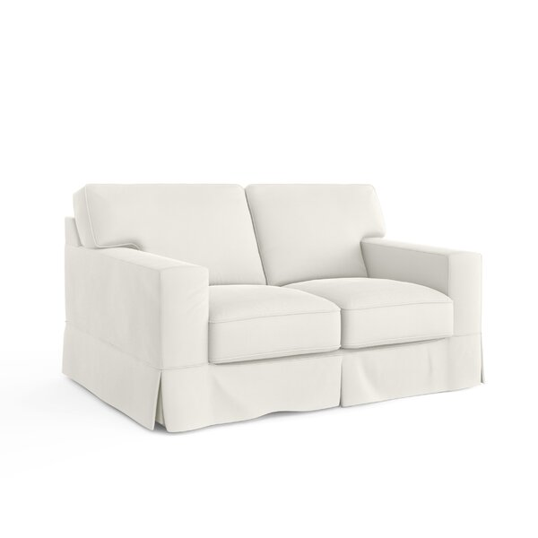 Landon Loveseat by Wayfair Custom Upholstery™