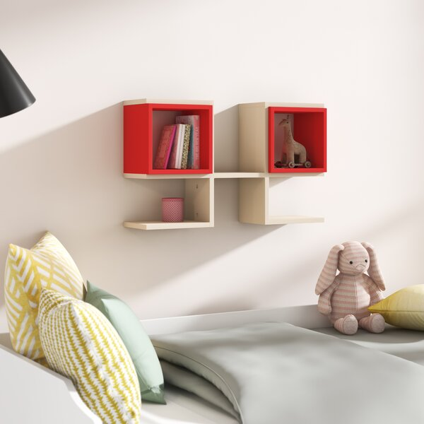 Warmley Wall Shelf by Brayden Studio