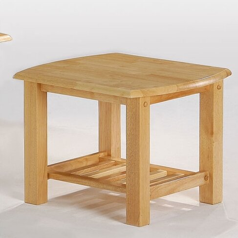 Clifton End Table By Millwood Pines by Millwood Pines New